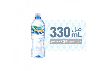 LIWA DRINKING WATER 330 ML ( 24 Pieces Per Carton )