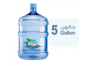 LIWA DRINKING WATER 5 gal