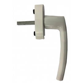 Roto Secustic Window Handle  - White/Gold/Silver/Brown/Black
