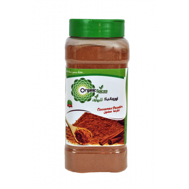 ORGANIC SPICES CINNAMON POWDER 250 GMS