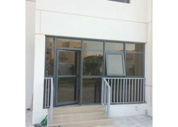 Aluminum and Glass Walls   10.5