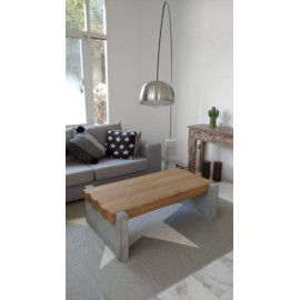 Cement Coffee Table