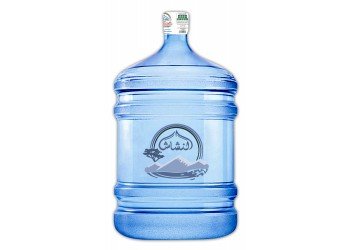 5 Gallons Water Bottles