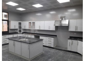 Phil Aluminum Kitchen