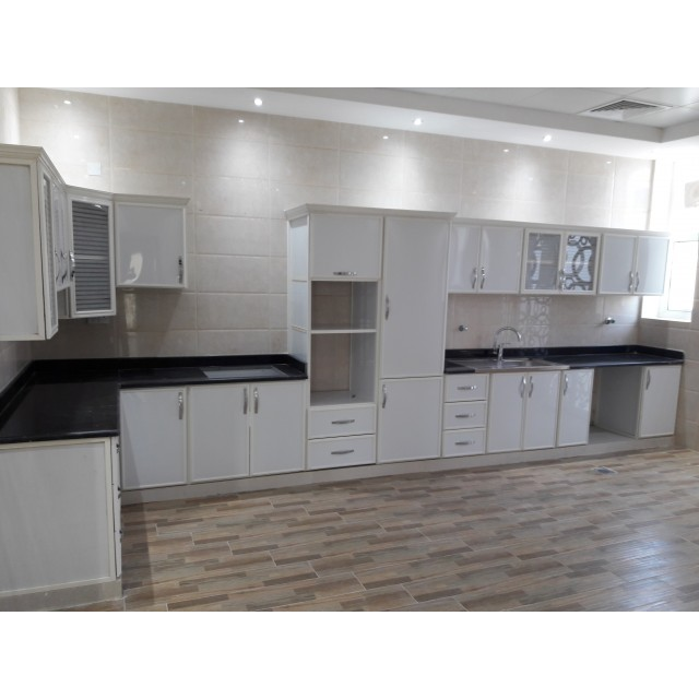 Double Glading Kitchens