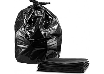 Garbage Bag Black ( 60 KG 3 Bundle )