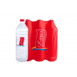 Rawi Water 1.5 LTR ( 12 Pieces Per Carton )