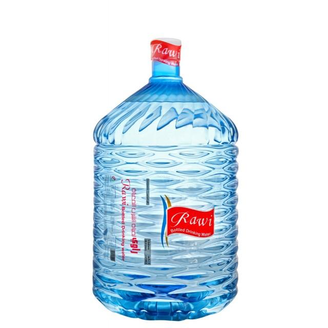 Rawi Water 5 Gallon Disposable