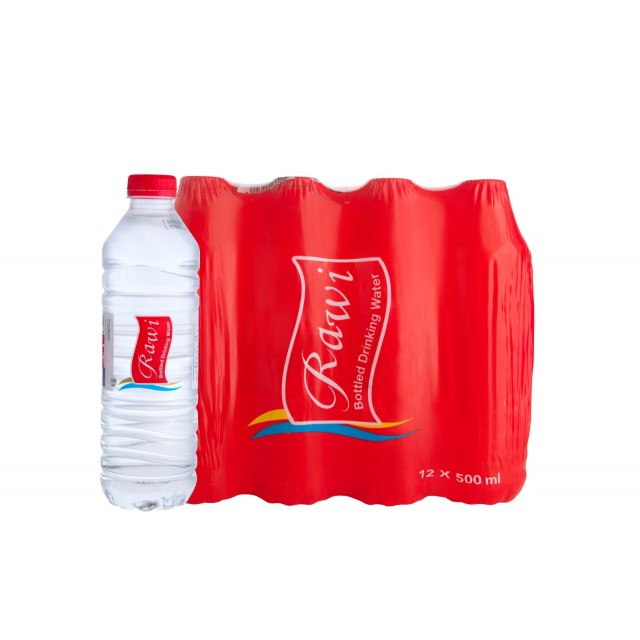 Rawi Water 500 ML