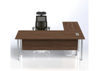 Midas L-Shape Desk