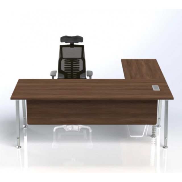 Midas L-Shape Desk