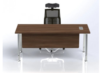 Midas Straight Desk