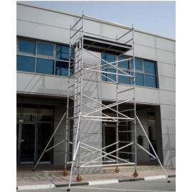 Aluminum Mobile Tower