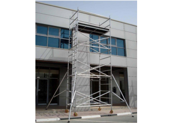 Aluminum Mobile Tower