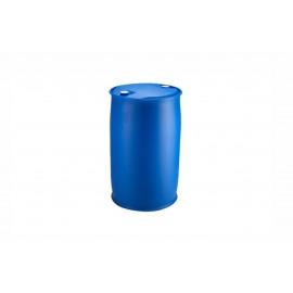 PLASTIC DRUM 220 LTR CLOSED TOP