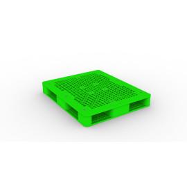 PLASTIC PALLET ST-07 1200 x 1000 x 140MM