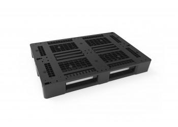 Plastic Pallet ST-09 120 x 80 x 15 cm