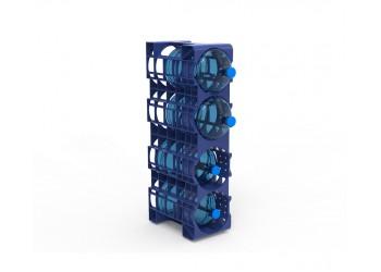 Upright Water Bottle Rack