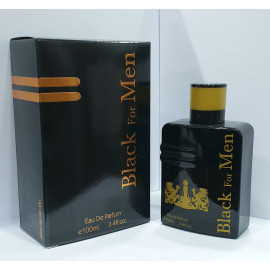 Black for Men 100ML
