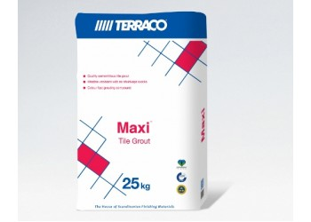 Terraco Maxi Tile Grout 5 KG