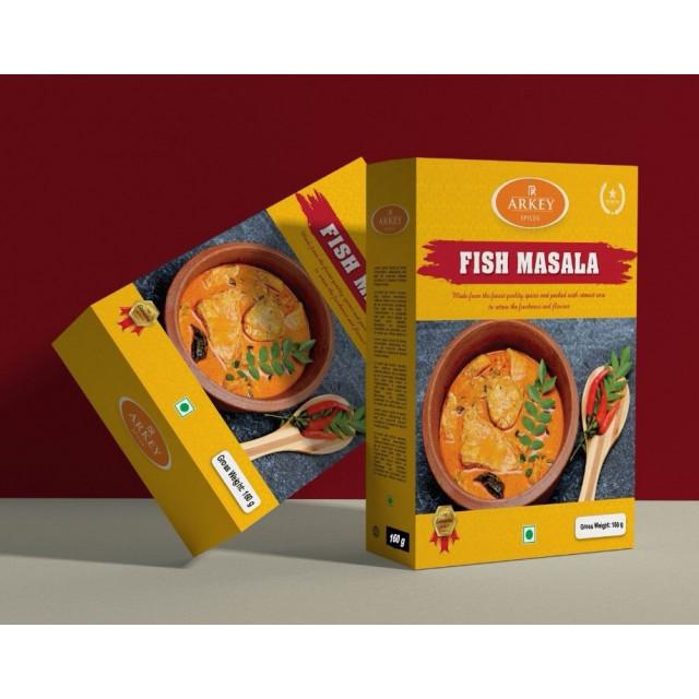Fish Masala 160g