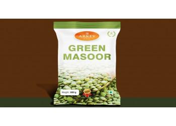 Green  Masoor