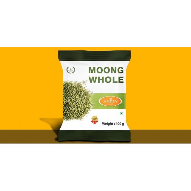 Moong Whole