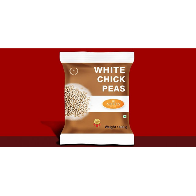 White Chick Peas 8MM