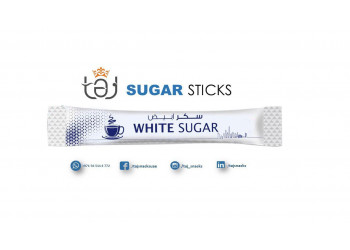 Sugar Sticks - White