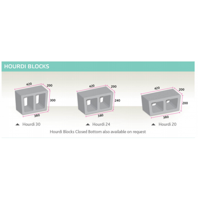 Hourdi Blocks