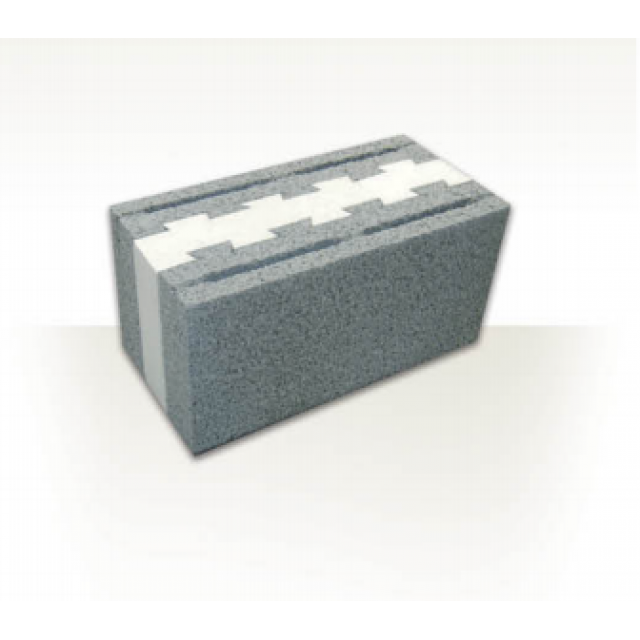 """Thermal Insulated Blocks 8"""""""