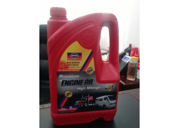20W50 CH4 SJ Diesel Engine Oil