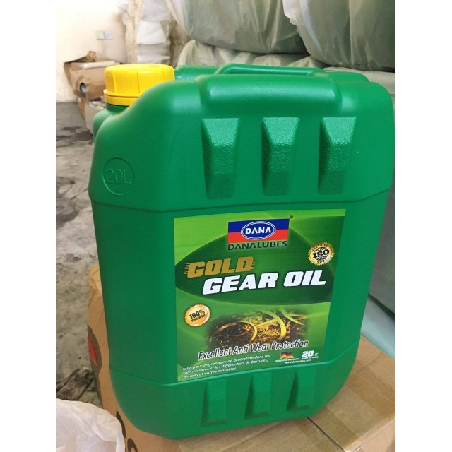 DANA GEAR OIL