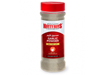 Nutty Nuts Garlic Powder, 145 gm
