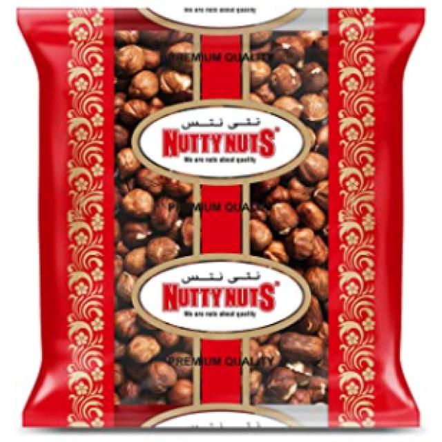 Hazelnuts Raw Jumbo 500g