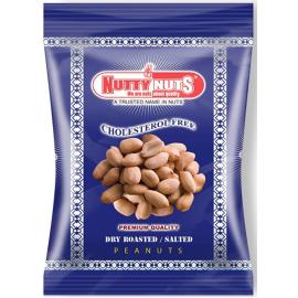 Peanuts Dry Roasted & Salted 400g