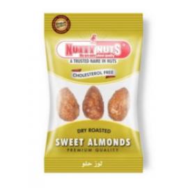 Nutty Nuts Sweet Almonds 12x40g