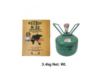R22 Refrigerant Gas – WESTRON