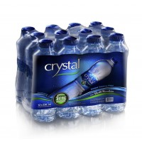 Crystal Bottled Drinking Water 330ml