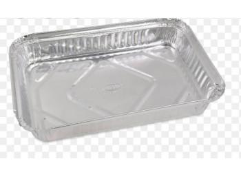 Aluminum Container #83190 (50 pcs per pack)