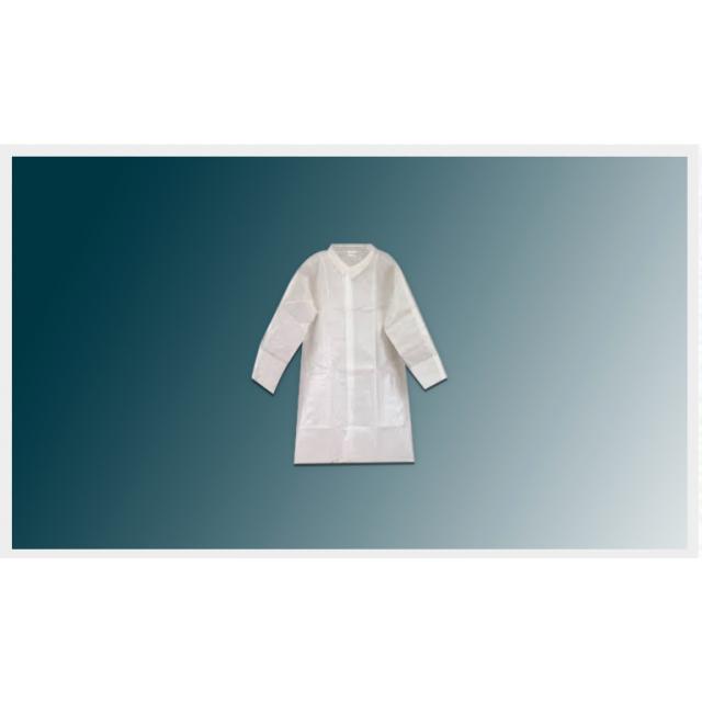 Nonwoven Disposable Lab Coat
