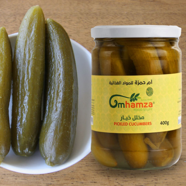 Pickles Cucumber ( 400 Grams )