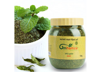 Dry mint ( 125 Grams )