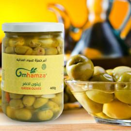 Green Olives ( 400 Grams )