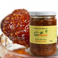 Walnut Fig Jam  ( 700 Grams )