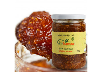 Walnut Fig Jam  ( 700 Grams )